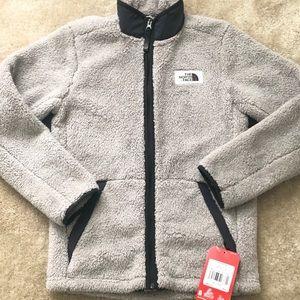 NWT The Northface Campshire fleece jacket